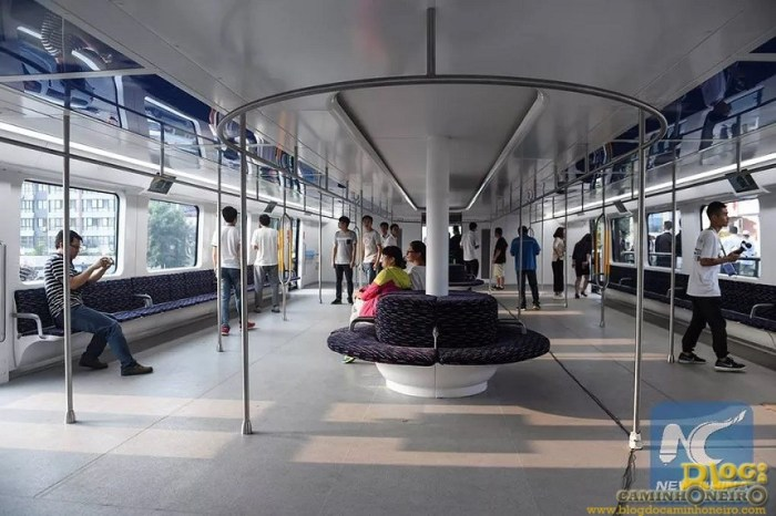 Transit Elevated Bus china (3)