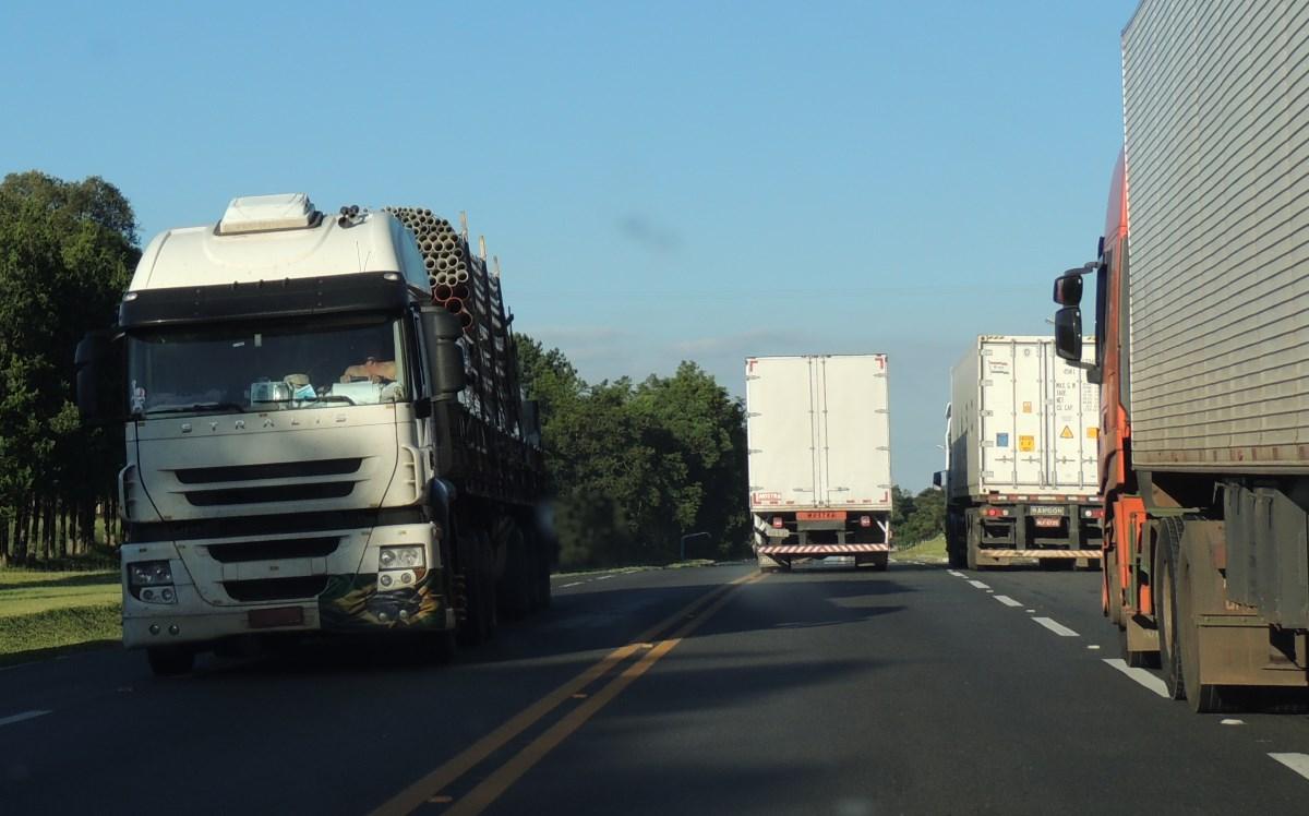 Transportadores querem nova regulação para estimular setor