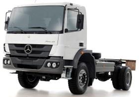 Mercedes-Benz Atego 1726 4×4