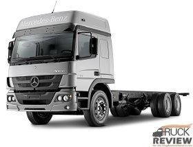 Mercedes-Benz Atego 2426 6×2