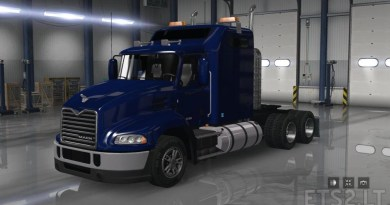ETS 2 – Mack Pinnacle