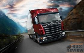 Scania R 620 V8 6×4 / Highline