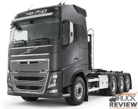 Volvo FH 16 750 8×4