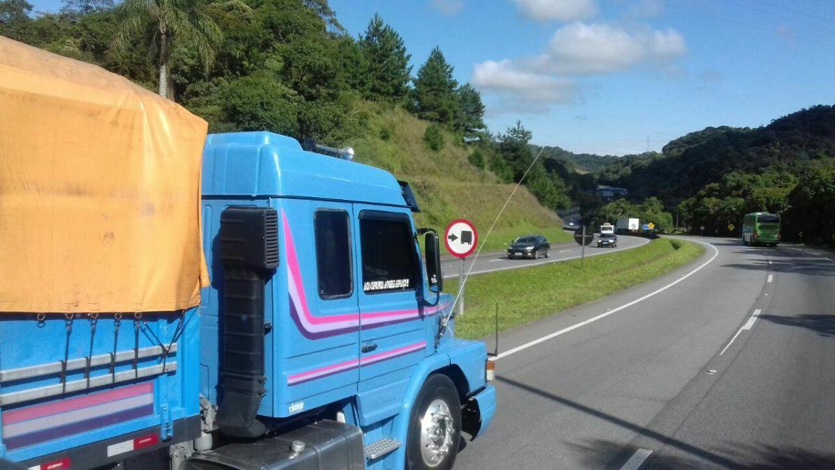 Ritmo de demissões desacelera no setor de transporte e logística
