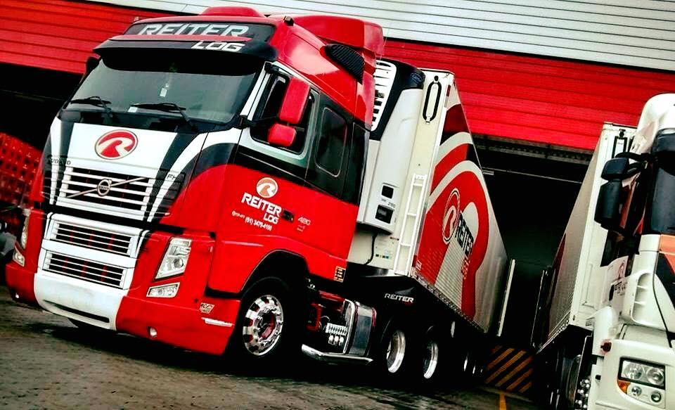 Reiter Log abre vagas para motoristas carreteiros