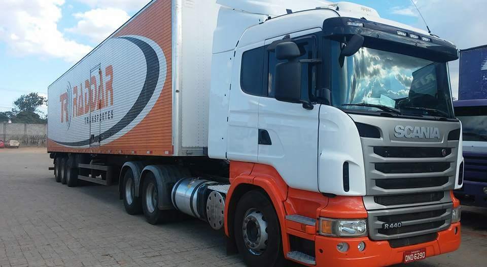 Raddar Transportes contrata 20 motoristas carreteiros