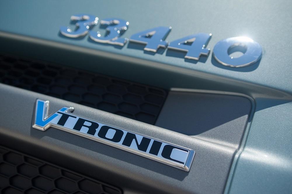 Volkswagen apresenta Constellation de 440 cv na Fenatran