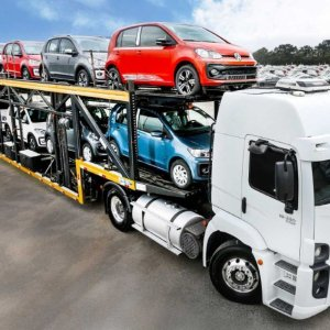 Caminhões cegonha estão dispensados do uso de AET federal