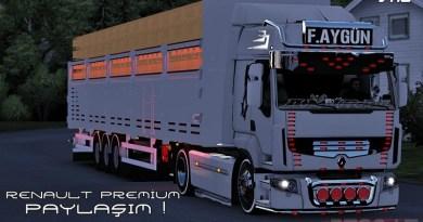 ETS 2 – Renault Premium