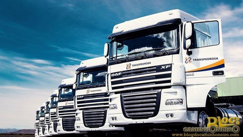 Transpedrosa anuncia abertura de novas vagas para Motoristas Carreteiros em Betim-MG