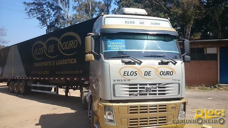 Transportadora Elos de Ouro tem vagas para motoristas carreteiros em SP