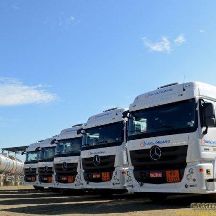 Transjordano abre 40 vagas para contratação imediata de motoristas carreteiros rodotrem