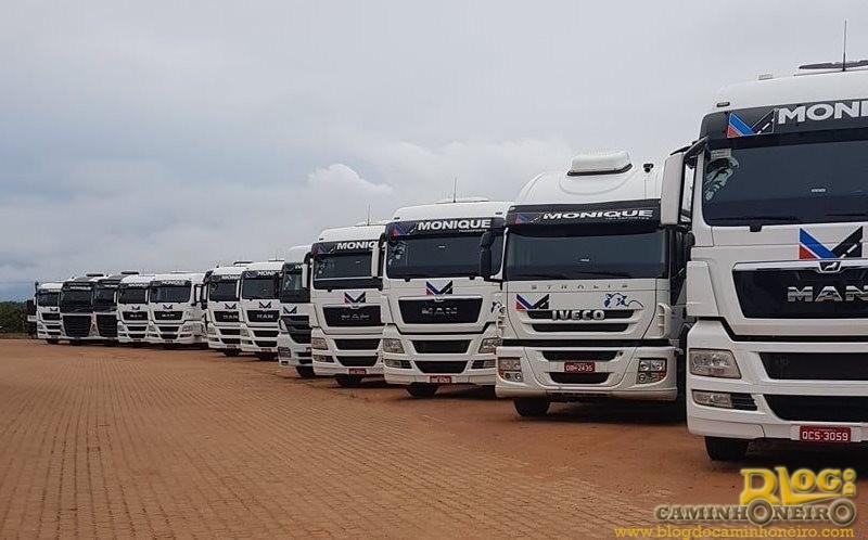 491e1041d15 Monique Transportes tem novas vagas para motoristas carreteiros em ...