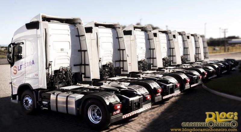 Letsara fecha negociação de quintas-rodas com Jost
