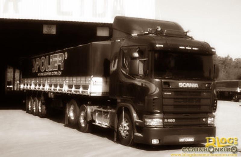 AVENTURA PELO SERTÃO - Scania R 164 480 6x4