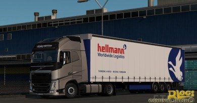 ETS 2 – Volvo FH & FH16 2012