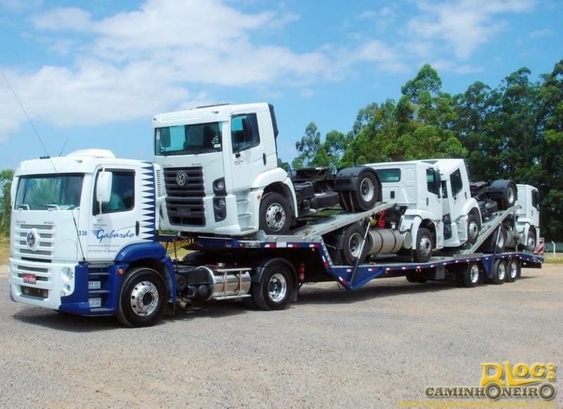Trans Gabardo tem vagas para motoristas de cegonhas
