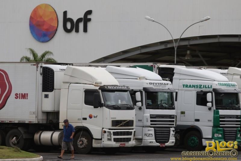 BRF vai ao STF tentar derrubar multa cobrada em paralisação de caminhoneiros