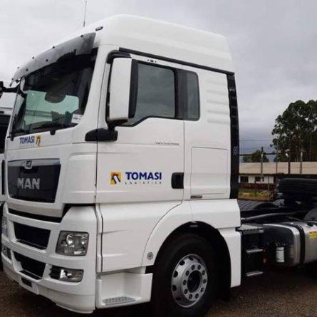 Tomasi Logística abre novas vagas para motoristas truck e carreteiros em Estrela-RS