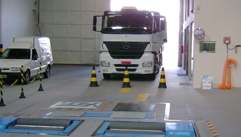 ANTT estuda criar programa de inspeção veicular obrigatória para caminhões registrados no RNTRC