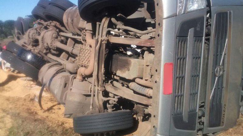 As 5 causas mais comuns de acidentes com caminhões