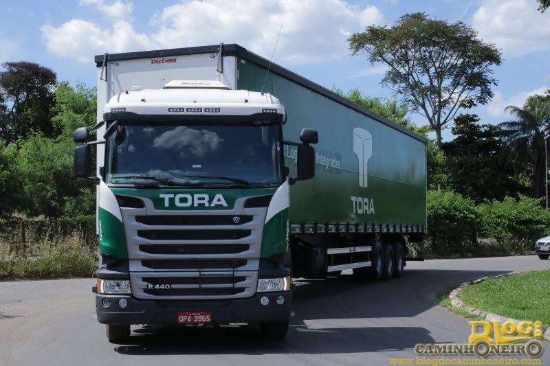 Tora Transportes anuncia abertura de vagas para motoristas carreteiros em São Paulo