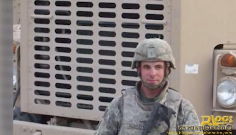 Ex-soldado que perdeu as duas pernas se destaca em auto-escola para caminhoneiros nos Estados Unidos