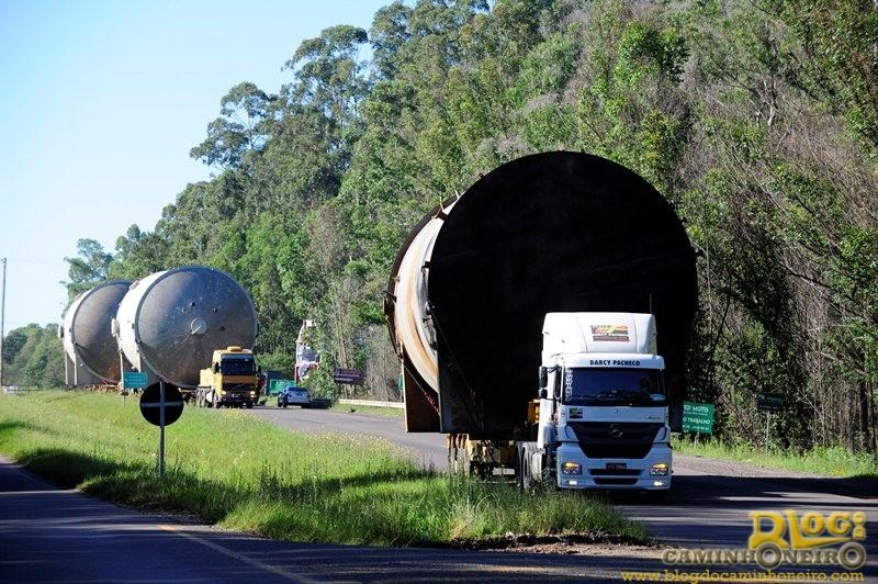 Obtenção de AET continua sendo um desafio para quem transporta carga excedente no RS