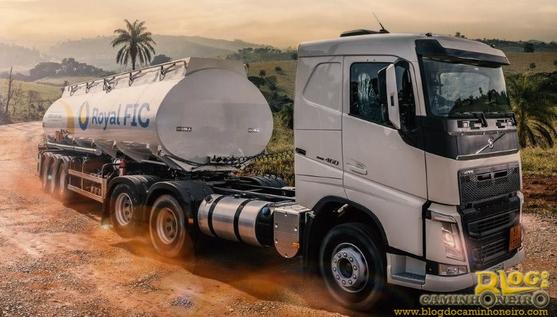 2aad0948e88 Royal FIC tem vagas para motoristas truck e carreteiros em três estados