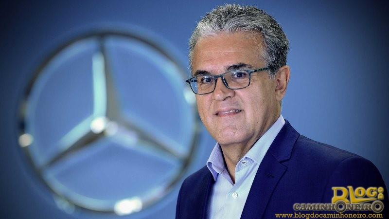 Novo presidente da Anfavea diz que caminhoneiros merecem atenção