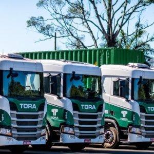 Scania já negociou mais de 8 mil unidades da nova geração