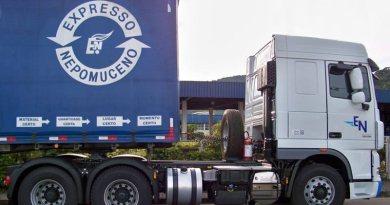 Expresso Nepomuceno tem vagas para Motoristas Carreteiros no sul de Minas Gerais