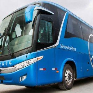 Ônibus MB atinge 1,5 milhão de quilômetros sem abrir o motor
