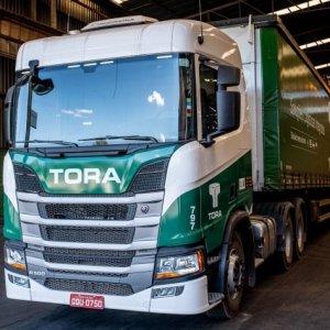 Scania atinge marca de 20 mil caminhões conectados no Brasil