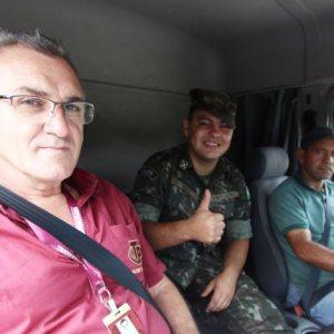 Transpanorama recruta motoristas venezuelanos para as suas operações
