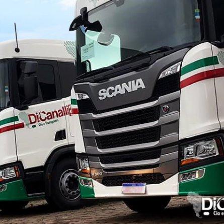 DiCanalli abre vagas para motoristas carreteiros no Rio Grande do Sul