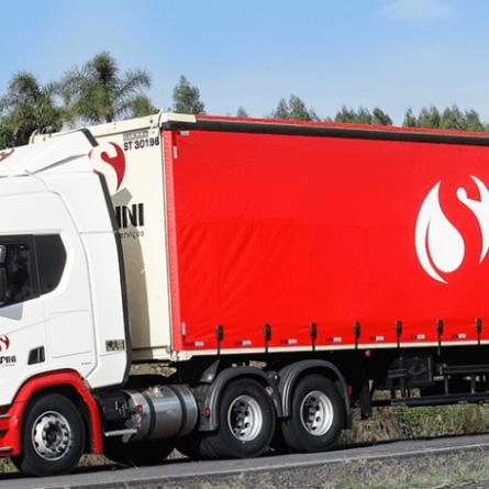 Grupo Scapini contrata motoristas sem experiência com carretas no Rio Grande do Sul