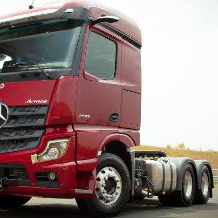 Mercedes-Benz vai aumentar preços dos caminhões