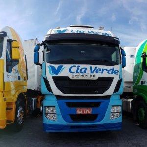 Cia Verde abre contratação de 50 motoristas carreteiros na região Sul