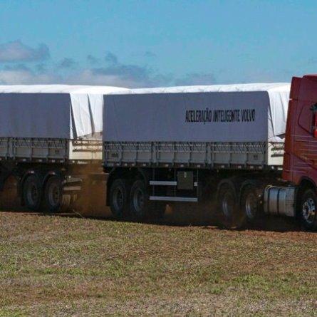 Venda de caminhões reage e registra crescimento em maio