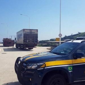 ANTT libera tráfego de caminhões na Ponte Rio-Niterói