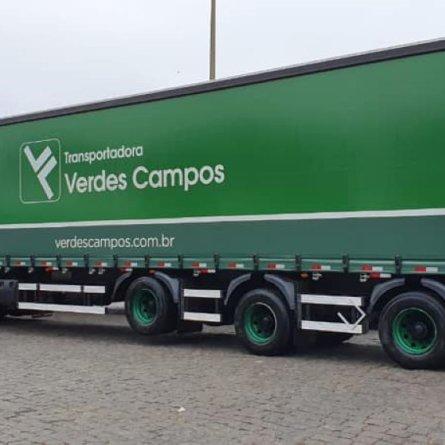 Transportadora Verdes Campos contrata motoristas carreteiros em três cidades no Paraná