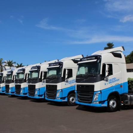 Jaloto & Drugovich Transportes tem vagas para motoristas carreteiros em Maringá-PR