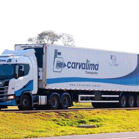 Carvalima Transportes tem vagas para motoristas truck e carreteiros em Joinville e Itajaí-SC