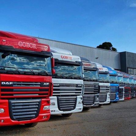 Gobor Transportes tem vagas para motoristas carreteiros em Campo Largo-PR