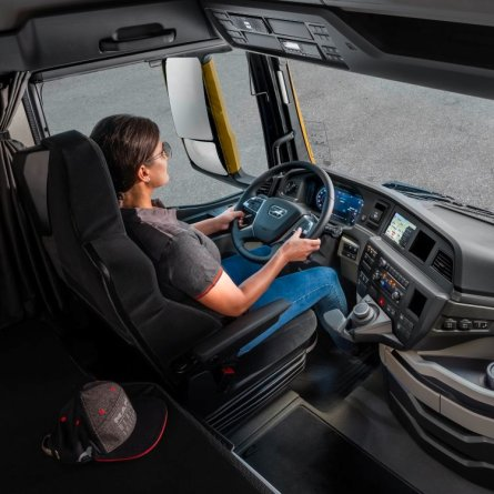 Interior do novo MAN TGX recebe prêmio Red Dot Award