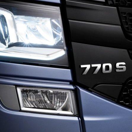 Scania vai lançar caminhão mais potente do mundo na segunda-feira