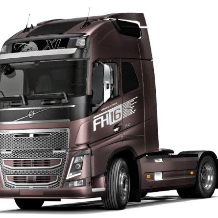Volvo FH ganha série limitada de despedida na França