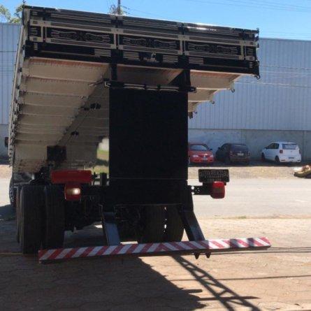 Alteração no chassi do caminhão é irregular e pode trazer riscos