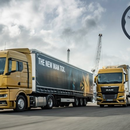 Novo MAN TGX é o Caminhão International do Ano 2021